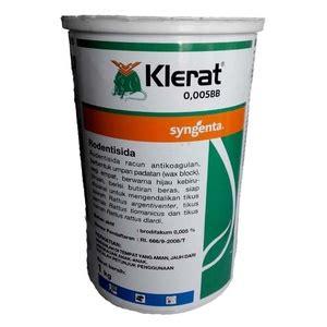Jual Racun Tikus Klerat jual klerat rodentisida antikoagulan racun tikus 1 kg