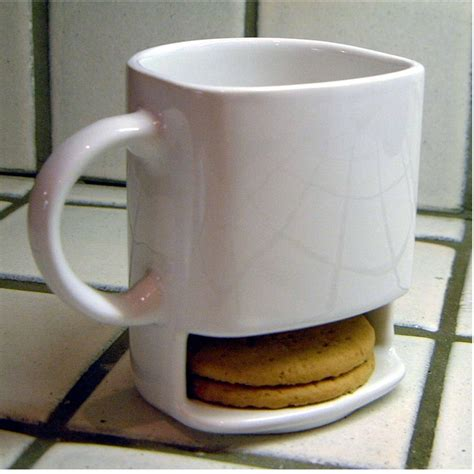 fancy mugs fancy dunk mug original mug with biscuit holder