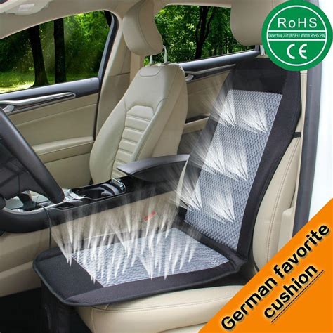 air seat cushion truck 12v car air cushion car summer cool ventilated car seat