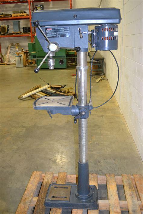 Sears Floor Repair by Sears Craftsman 113 213150 15 Quot Floor Model Drill Press