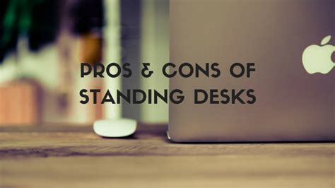 pros and cons of standing desk are standing desks actually better for your employees
