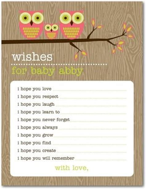 baby shower wish list sle baby shower wish list for baby baby showers