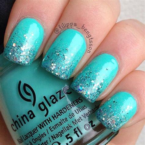Jiuku Nail Purple Green White Glitter 63 22 spectacular nail design ideas with fresh colors