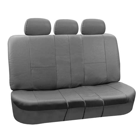 rear seat covers for suv pu leather rear back seat covers set top quality for suv