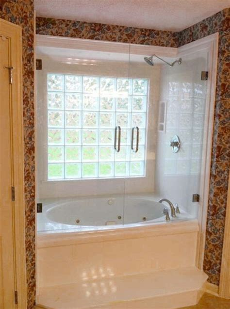 installing a bathroom window how much would it cost to install this glass block window