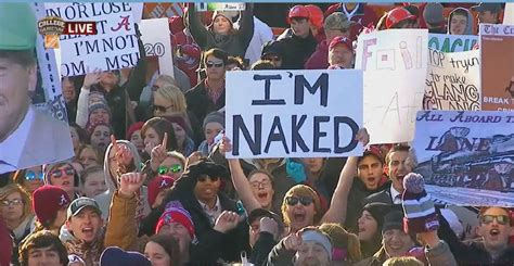 who sings whatever floats your boat 7 college game day signs that deserve a heisman