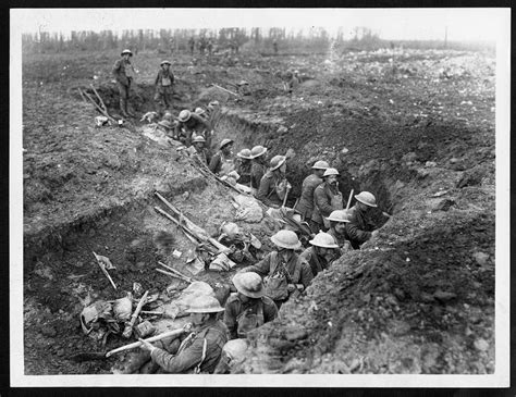 the zig zag pattern of trenches on the front lines was designed to 155 c 1507 british working party in german trench