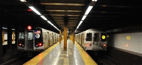 Nyc S Subway Line Moved Passengers Just One Block