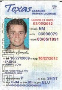 Drivers License Tx Txdps Drivers