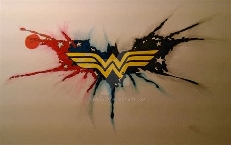 batman tattoo deviantart wonder woman batman tattoo by mistaj27 deviantart com on