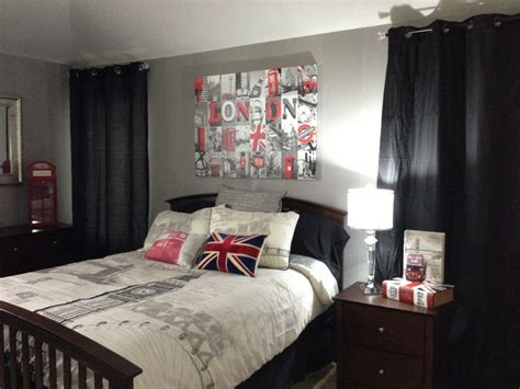 bedroom themes london themed room i want this dreaming uk pinterest