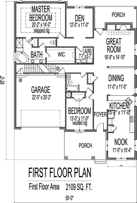brick home floor plans brick house plans porch house design plans