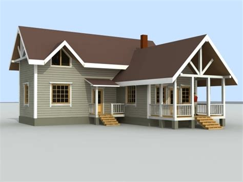 houses autocad drawings