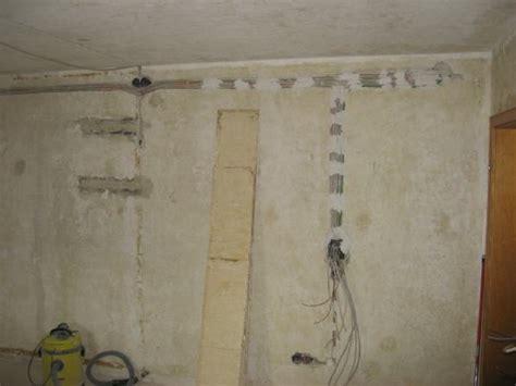 Leitung An Der Decke Verlegen by Renovierung Stromleitungen Verlegen