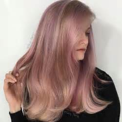 gold hair dye hair 65 rose gold hair color ideas for 2017 rose gold hair