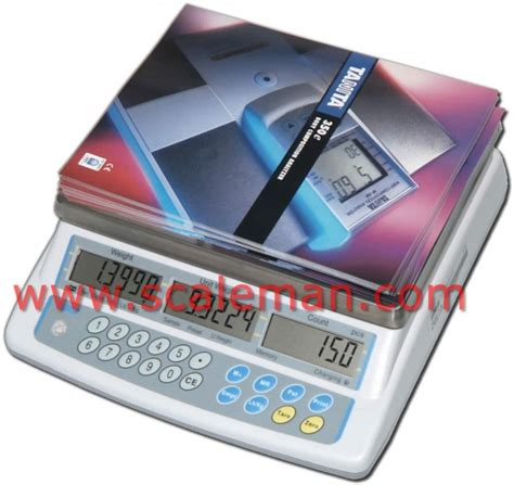salter brecknell b12060 electronic counting scale capacity 60 lb x 0 01 lb 30 kg x 0 005 kg parts counting scale cbc8a digital scale