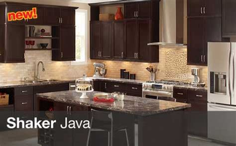 java kitchen cabinets the java shaker kitchen cabinets are a black solid wood