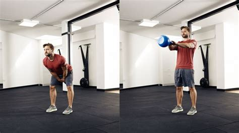 perfect kettlebell swing form how to do a kettlebell swing plus form tips variations