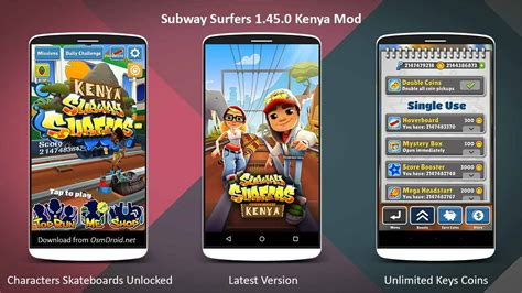 subway surfers unlimited coins apk subway surfers kenya 1 45 0 mod apk unlimited coins and axeetech