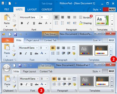 colour themes office 2013 dotnetbar with metro ui office 2010 2007 ribbon controls