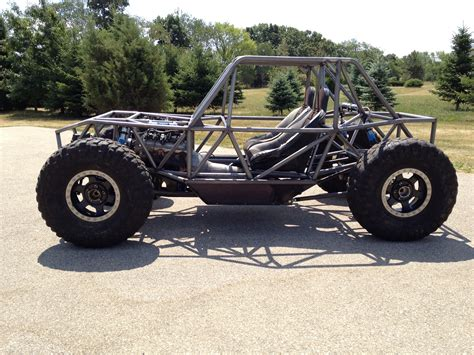 jeep tube chassis ibex chassis goat built