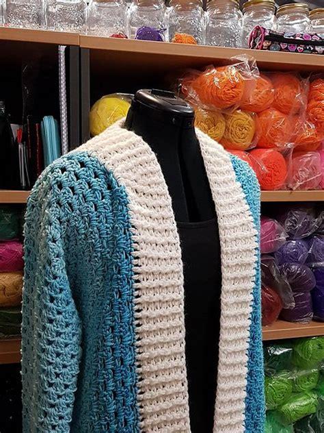 Pumpkin Cardi Jacket cosy cardi pattern by bobwilson123 gradient cake yarn