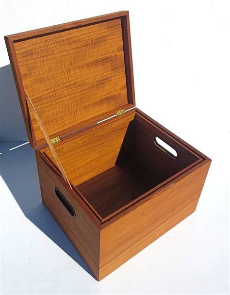 Teak File Cabinet by Modern Teak File Cabinet Box By Poul Hundevad