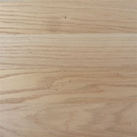 Unfinished Solid Hardwood Flooring Shop Bridgewell Resources Unfinished Engineered Oak Hardwood Flooring 33 Sq Ft At Lowes