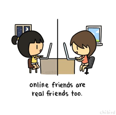 Online Friends Meme - internet friends on tumblr