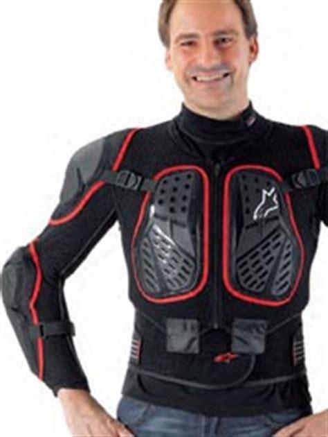Motorrad Online Protektoren Test by Alpinestars 187 Bionic 2 Protektor Jacke 171 Tourenfahrer Online