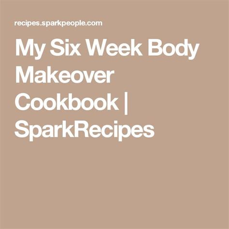 how to do a body makeover at 60 8 best 6 week body makeover type b images on pinterest 6