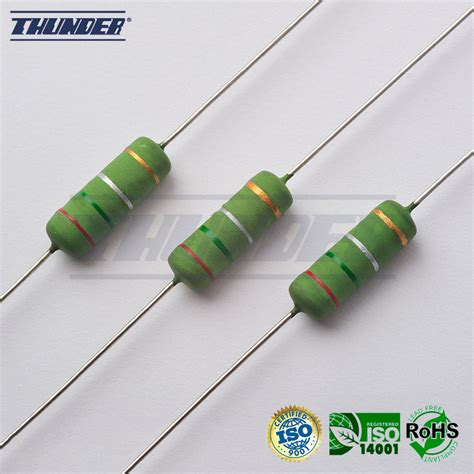 Resistor 033 Ohm Taiwan 2 Watt 5 knp nknp series wirewound resistors tradeasia global suppliers asia