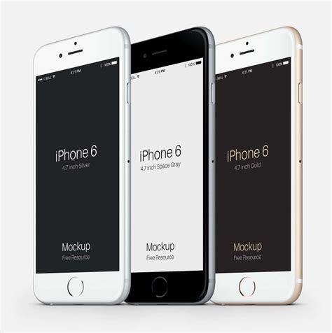 3 Iphone Mockup by 250 Iphone 6 Mockup Design Templates Psd Ai Sketch