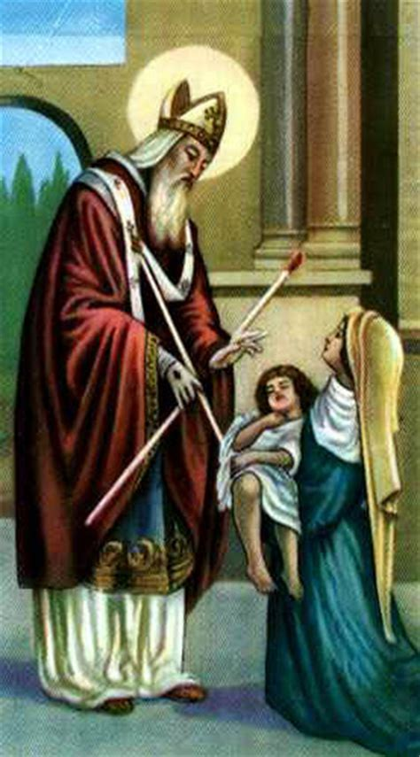 prayer to st blaise healer of throat ailment books search results for blessing of candles st blaise