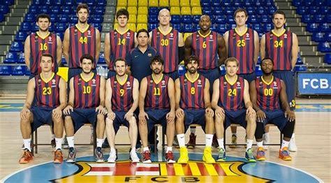 barcelona basketball fc barcelona welcome to euroleague basketball