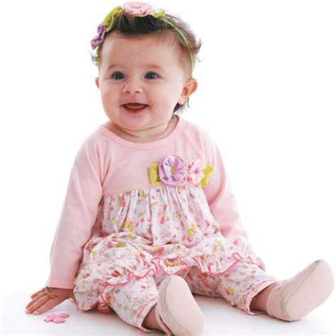Cute adorable baby girl clothes