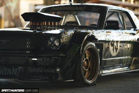 hoonigan mustang suspension the hoonicorn rtr exposed speedhunters