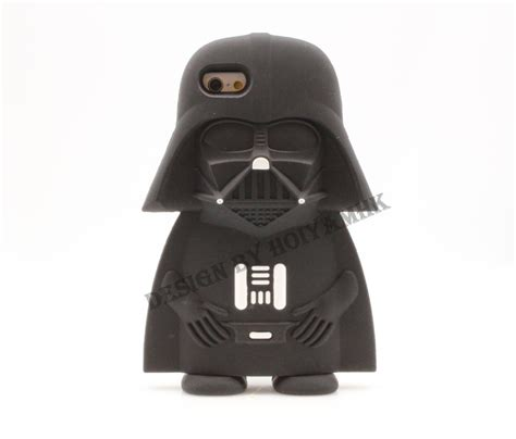 3d Karakter Iphone 5 new 3d wars character silicone soft for