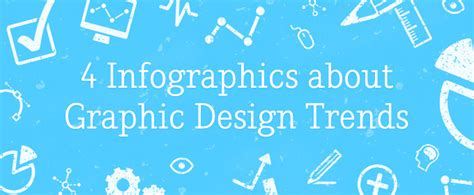 graphic design layout trends 4 infographics about graphic design trends creative