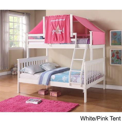 bunk beds tents mission tent kit bunk bed