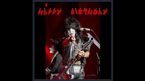 stanley today paul stanley frontman turns 65 today onstage