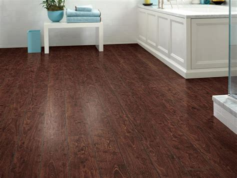 laminate flooring in a bathroom why you should choose laminate hgtv