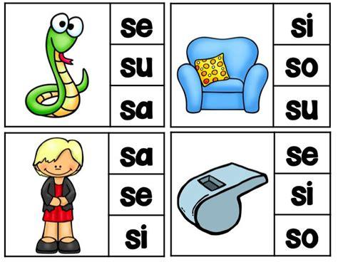 imagenes que empiecen con la letra sa letra s sa se si so su bundle spanish initials and