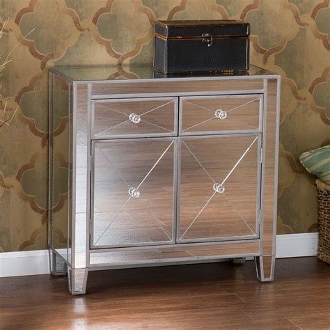 mirrored glass accent table with drawer 25 best ideas about glass nightstand on pinterest
