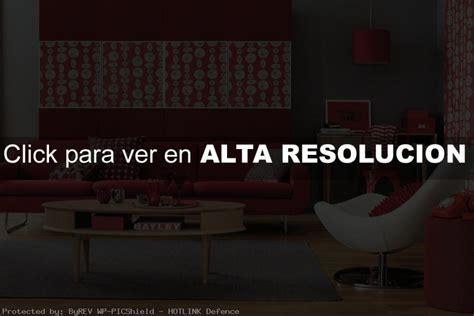 decoracion de interiores en color rojo decoracion de