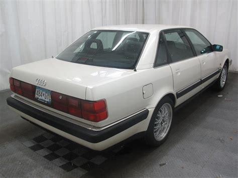 Audi V8 For Sale by V8 Week 1990 Audi V8 Quattro German Cars For Sale