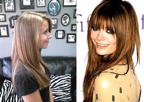 long haircuts without bangs that s layered 30 long layered haircuts without bangs