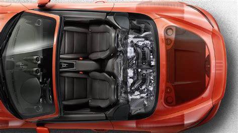 Porsche Boxster Kofferraum by Porsche 718 Boxster 2016 Abmessungen Kofferraum Und Innenraum