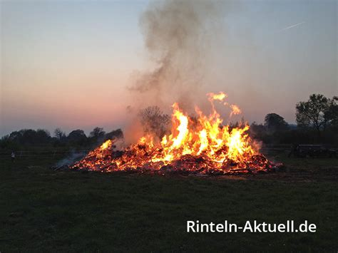ab wann brennt alkohol wann brennt es wo liste der osterfeuer in rinteln 2016