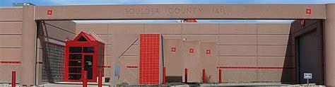 Boulder Arrest Records Boulder County Boulder County